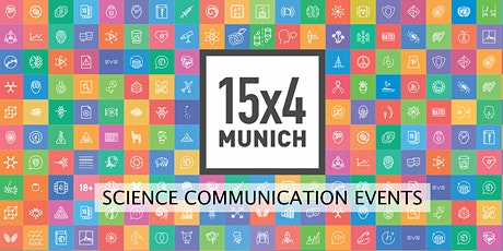 15x4Talks: Birthday event - 4 talks about science & technology tickets
