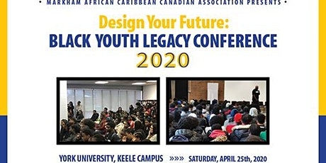 Design Your Future:Black Youth Legacy Conference tickets