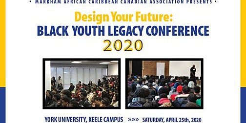 Design Your Future:Black Youth Legacy Conference