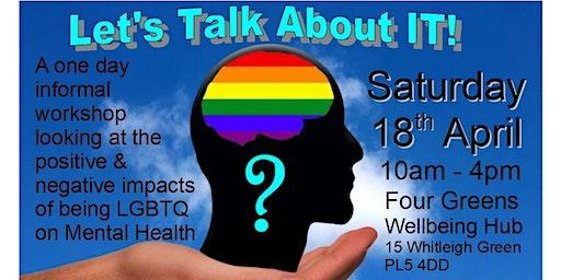 LGBTQ - Mental Health Workshop