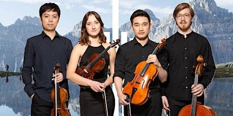 Bravo Banff - Lauréats du concours BISQC et du Concours international de quaturos à cordes de Bordeaux billets
