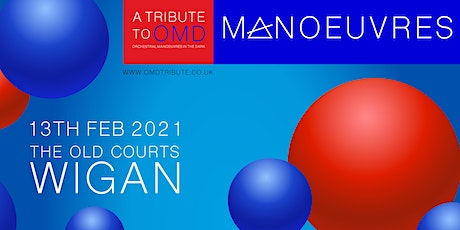 Manoeuvres- A tribute to OMD tickets