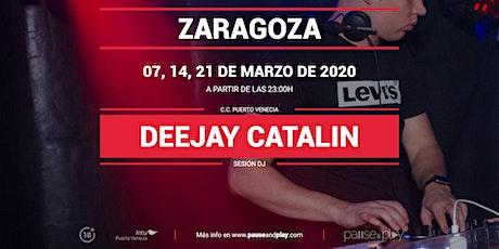 Show de DJ Deejay Catalin en Pause&Play Intu Puerto Venecia entradas
