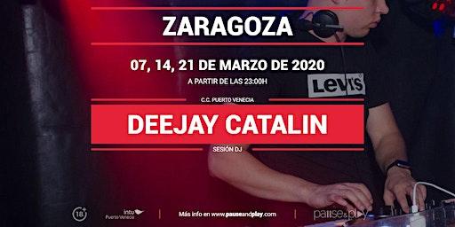 Show de DJ Deejay Catalin en Pause&Play Intu Puerto Venecia