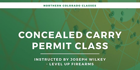 Fort Collins -  Concealed Carry Permit Class tickets