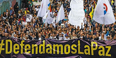 Where next for the Colombian peace process? tickets