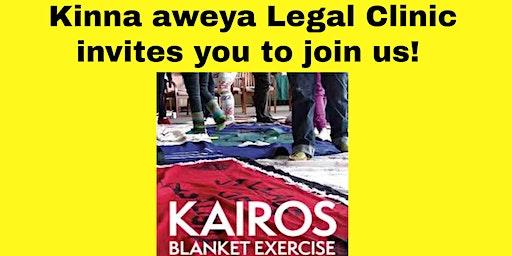 Kairos Blanket Exercise