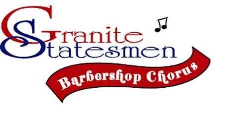 2020 Granite Statesmen Annual Show tickets