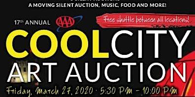Cool City Art Auction