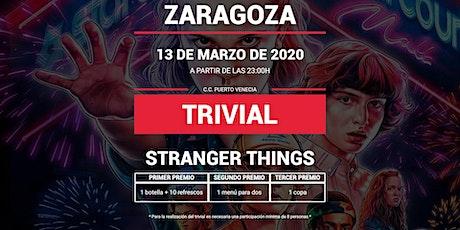 Trivial Especial Stranger Things en Pause&Play Puerto Venecia entradas