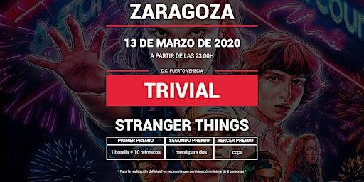 Trivial Especial Stranger Things en Pause&Play Puerto Venecia