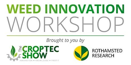 Weed Innovation Workshop tickets