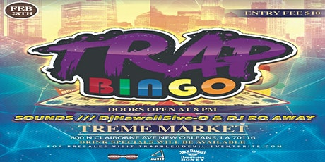 Trap Bingo: Bleu Devil Classic Weekend tickets