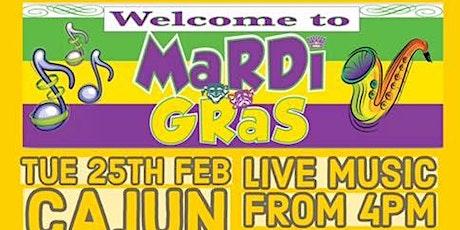 Mardi Gras at The Twa Tams tickets