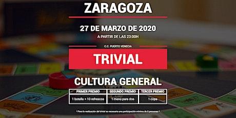Trivial Cultura General en Pause&Play Intu Puerto Venecia entradas