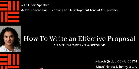 Effective Tactical Writing Workshop tickets