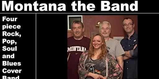 Romanno Inn 'Gig Nights' - Montana the Band