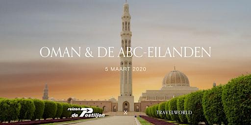 Infosessie ABC-eilanden en Oman