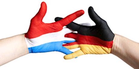 Grensoverschrijdende inspiratiebijeenkomst: Duitse online marktbewerking tickets