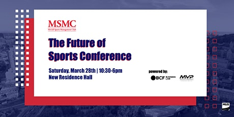 The Future of Sports Conference tickets