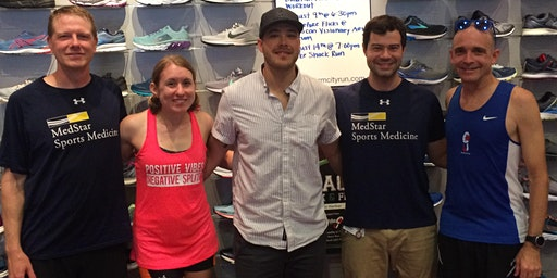 Injury Clinic with MedStar Sports Medicine