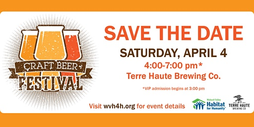 WVHfH Second Annual Craft Beer Festival
