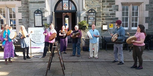 Tavistock Town Hall Wellbeing Fair
