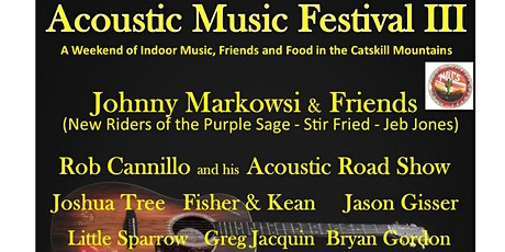 Acoustic Music Festival III tickets