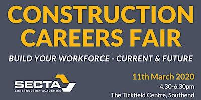 Construction Careers Fair - Stallholders
