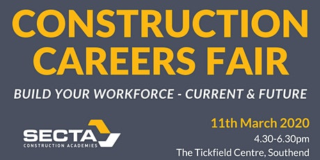 Construction Careers Fair - Stallholders tickets