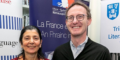 Writer Neil Hegarty and his French translator: a conversation tickets