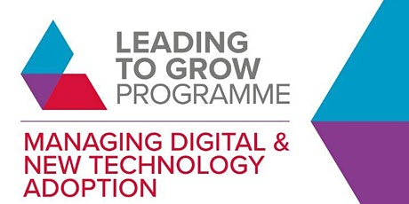 Leading to Grow Programme tickets