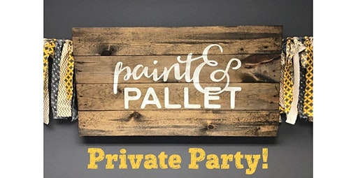 Private Party: Tiffany's Bachelorette Party (04-18-2020 starts at 2:00 PM)