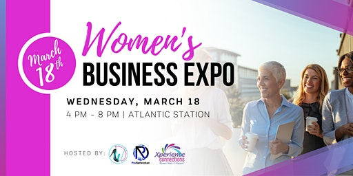Women's Business Expo: March 2020