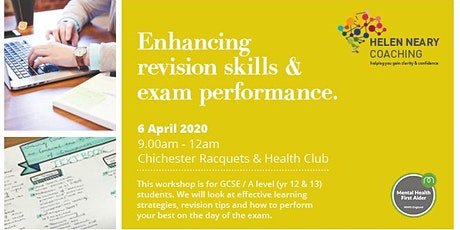 Enhancing Revision Skills & Exam Perfomance Workshop tickets