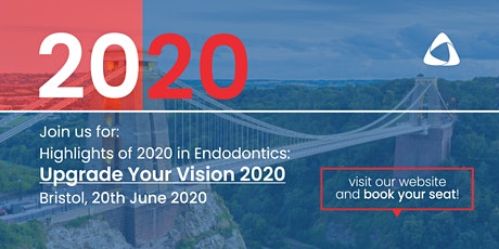 Upgrade Your Vision 2020 with Delta Dental Academy tickets