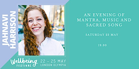 Jahnavi Harrison Kirtan - An evening of mantra, music and sacred song. tickets