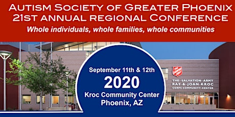 Autism Society of Greater Phoenix 21st Annual Autism Conference tickets