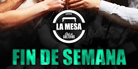 """LA MESA"", fin de semana (CORDOBA) entradas"