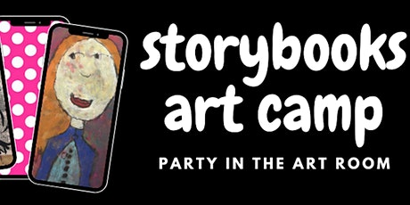 Storybook Art Camp at Party in the Art Room tickets