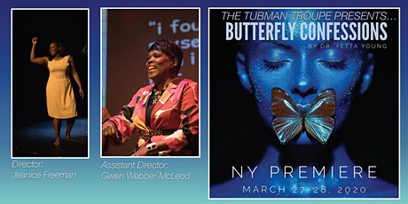 Butterfly Confessions tickets