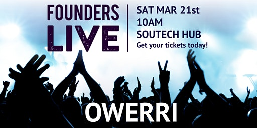 Founders Live Owerri