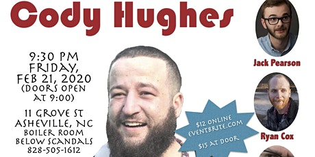 Cody Hughes Anniversary Show tickets