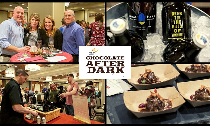 Chocolate After Dark a Fundraiser for Arc Northland image