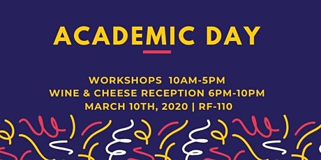 Academic Day tickets