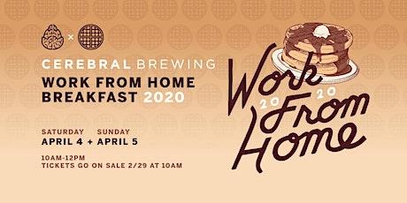 Work From Home Beer Breakfast 2020 tickets