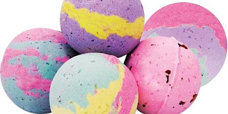 Colorful and Fragrant Bath Bombs – Hands-on Workshop tickets