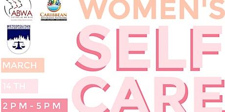 POSTPONED!!! Women's Self Care Workshop tickets