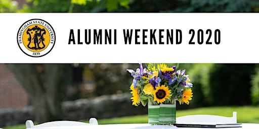Framingham State Alumni Weekend 2020
