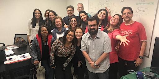 Barra da Tijuca RJ Workshop de Aperfeiçoamento de Pronúncia com Cris Vieira